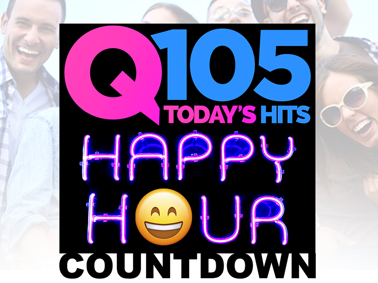 Q105 HAPPY HOUR COUNTDOWN