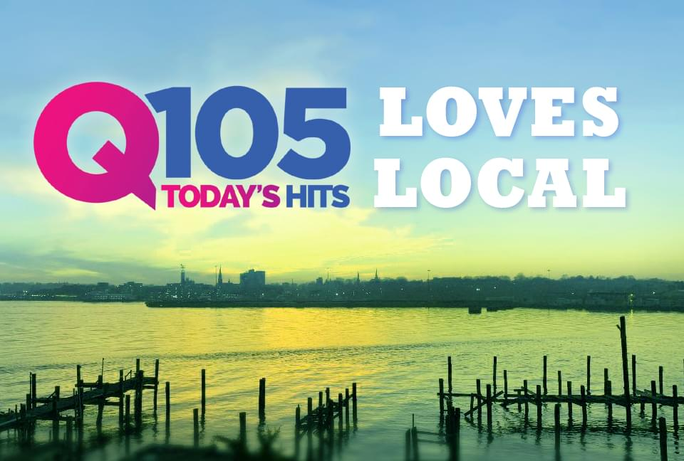 Q105 Loves Local