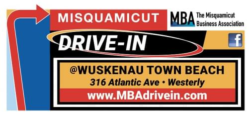 Misquamicut Drive-In Movies Nights