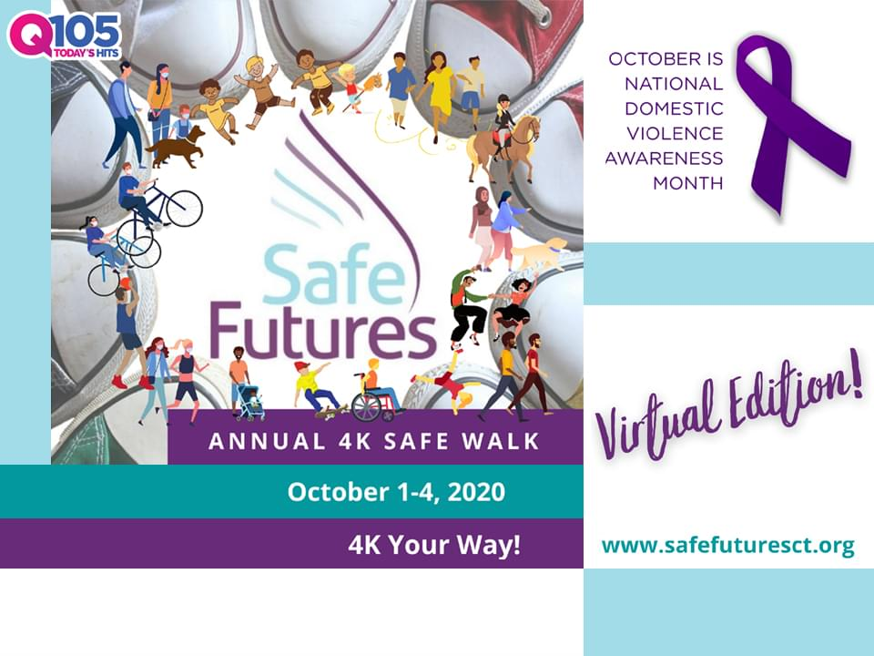 Safe Futures Annual 4K Safe Walk 2020
