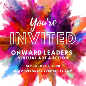 Onward Leaders Virtual Art Auction