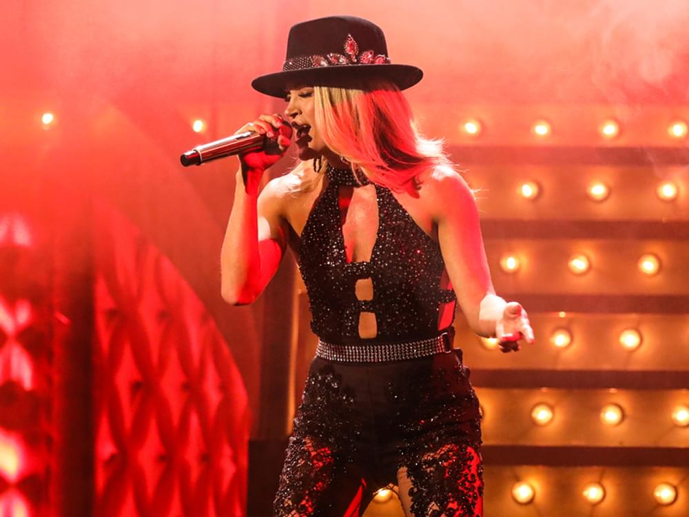 """Carrie Underwood Drops Stylish New Video for """"Drinking Alone"""" [Watch]"""