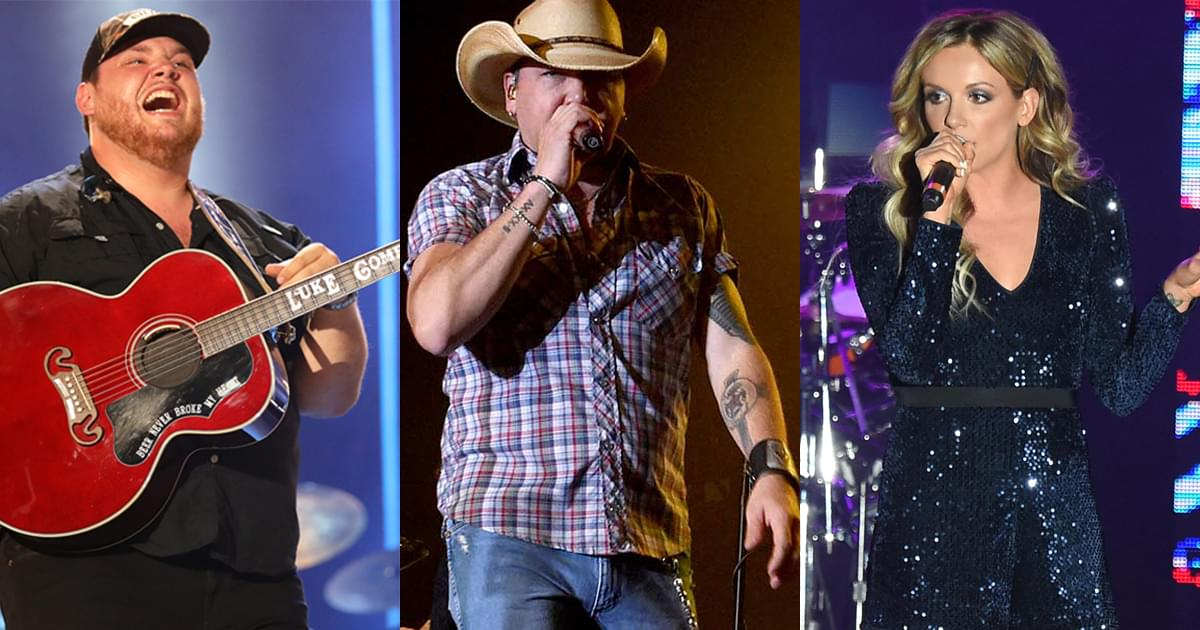 """CMA Summer Stay-Cay"" to Feature More Than 60 Stars, Including Luke Combs, Jason Aldean & Carly Peace"