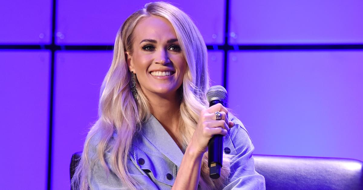 """Carrie Underwood Shares Brand-New Song, """"Let There Be Peace,"""" From Upcoming Holiday Album [Listen]"""