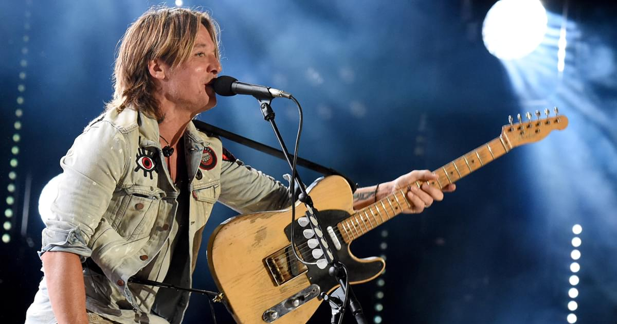 "Get Moving to Keith Urban's New Song, ""Tumbleweed"" [Listen]"