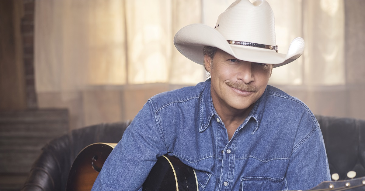 Alan Jackson Has Gone To Number-1 on the Album Charts All Over the World