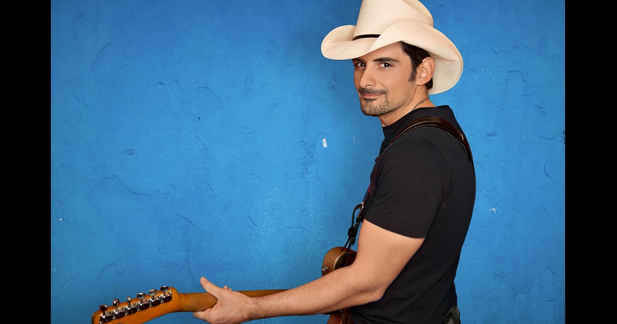 Brad Paisley is Back On Tour and Taking A Bite Out of Shark Week