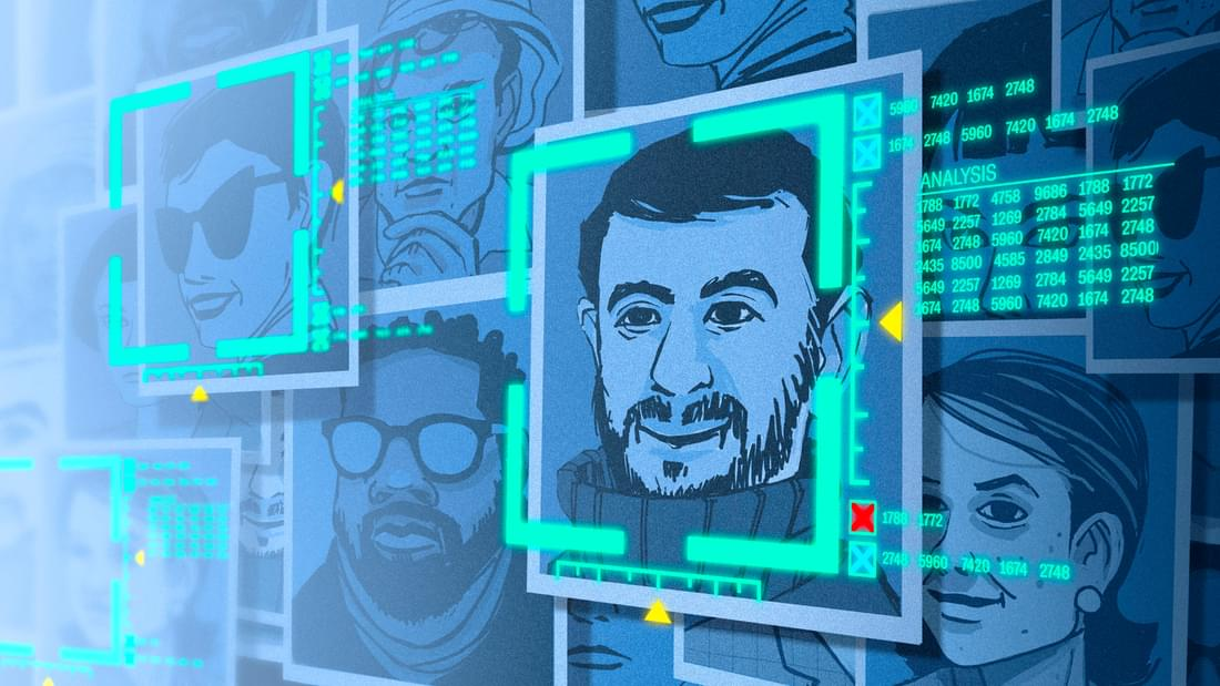 Video:  Does This Facial Recognition Software Go Too Far?
