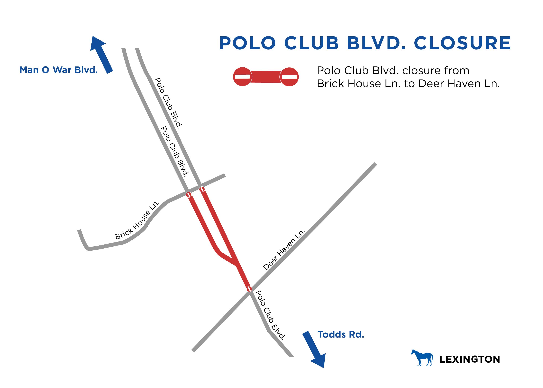 Polo Club Closure This Week