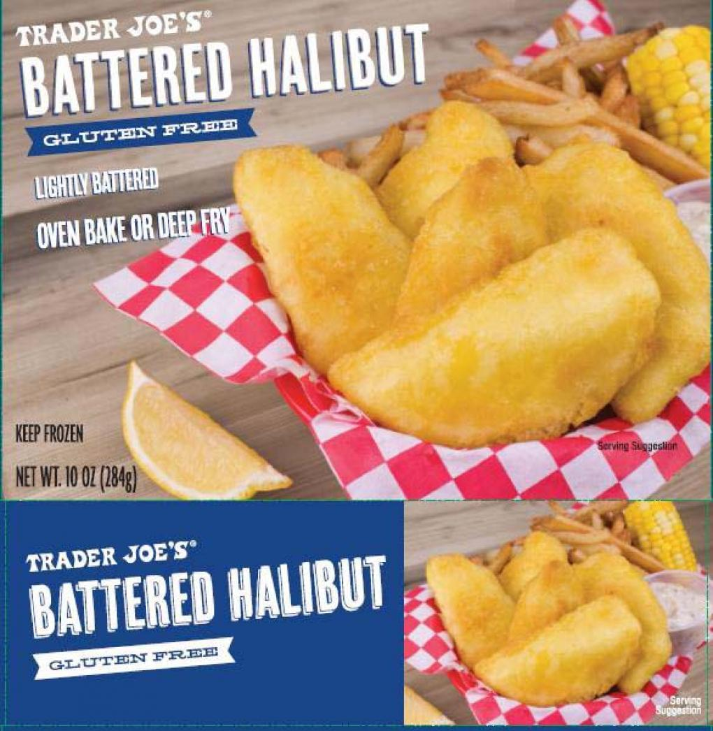 Trader Joe's Halibut Recall