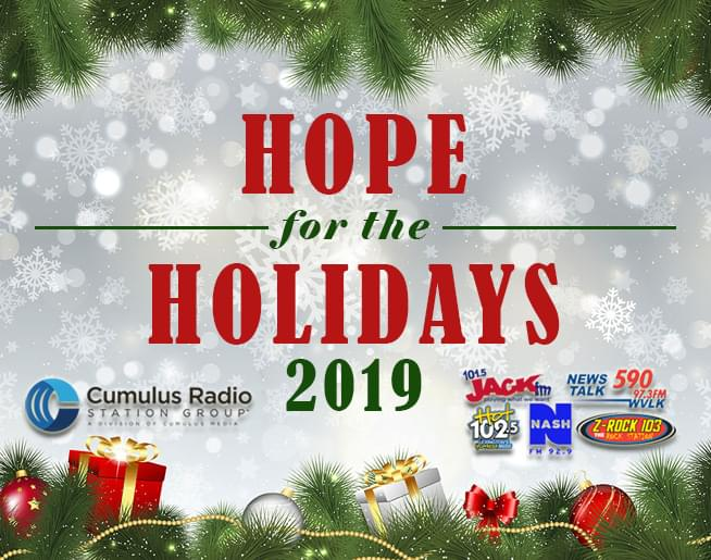 Hope for the Holidays 2019