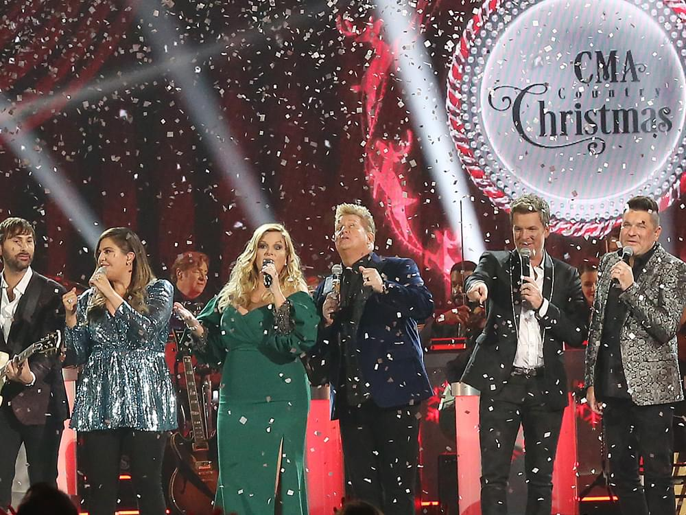"""Everything You Need to Know About """"CMA Country Christmas"""" TV Special"""