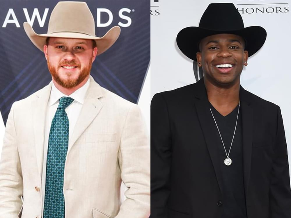 March 26: Live-Stream Show Calendar With Cody Johnson, Jimmie Allen, Chris Lane & More