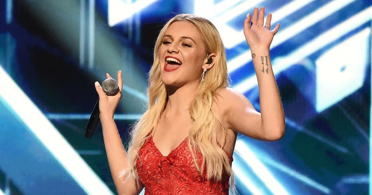 "Watch Kelsea Ballerini Perform ""Santa Baby"" at ""CMA Country Christmas"""