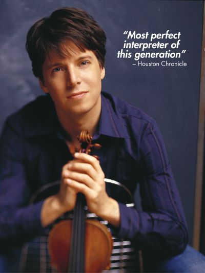 Text In To Win: Joshua Bell with RI Philharmonic