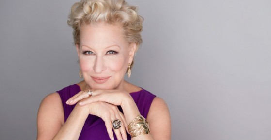 Text In To Win: Bette Midler Tix