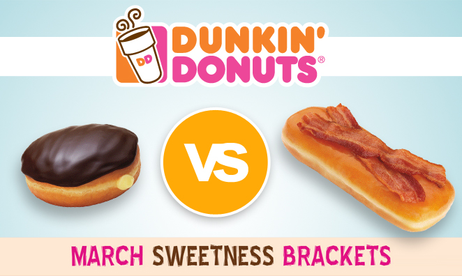 March Sweetness Bracket: Vote Now for Your Chance to Win