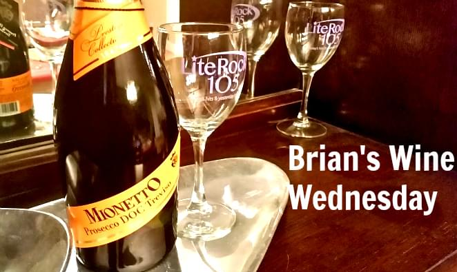 Brian's Wine Wednesday: Mionetto Brut Prosecco