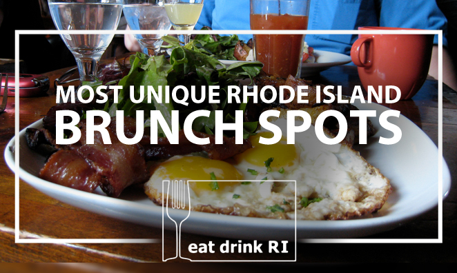 Rhode Island's Most Unique Brunch Spots