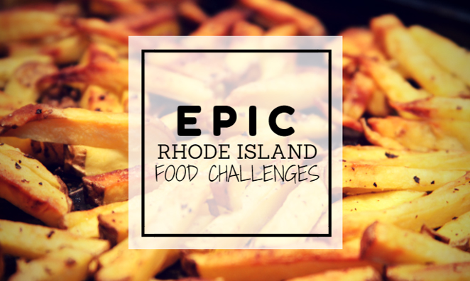8 Epic Rhode Island Food Challenges