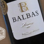 Brian's Wine Wednesday: Balbas Rioja