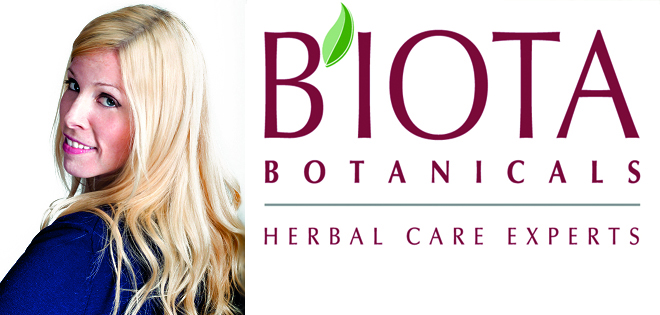 Win a BIOTA BOTANICALS Herbal Hair Care Prize Pack!