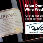Brian's Wine Wednesday: Meiomi Pinot Noir