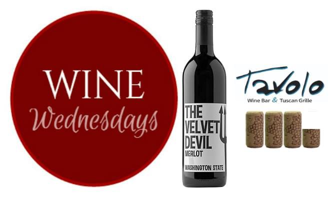 Brian's Wine Wednesday: Velvet Devil Merlot