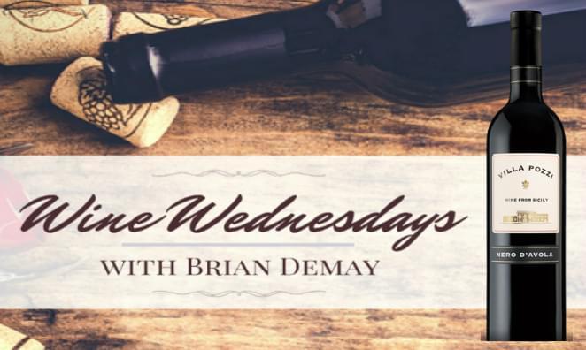 Brian's Wine Wednesday: Villa Pozzi Nero D'Avola