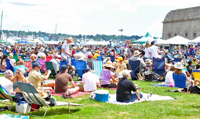 Flight of the Conchords duo headlines Friday Newport Folk Festival