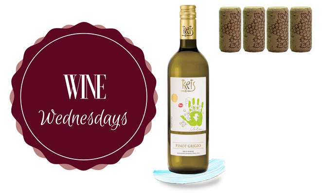 Wine Wednesday: Kris Pinot Grigio