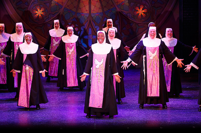 """Sister Act"" ends Theatre by the Sea's season on a high note"