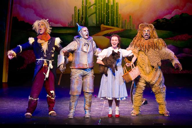 """Theatre by the Sea's """"Wizard of Oz"""" is fun, impressive"""