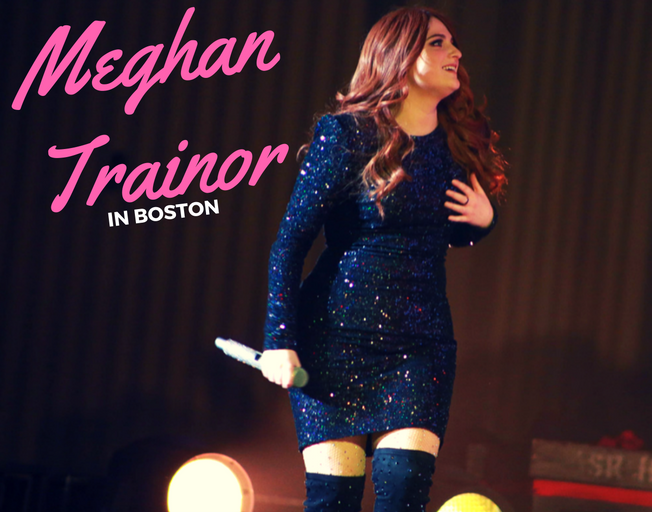 Photos: Meghan Trainor Closes Out The Untouchable Tour in her Hometown
