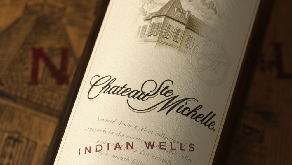 Wine Wednesday review Chateau St Michelle Indian Wells Cabernet