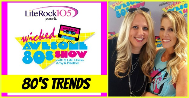 "A ""Wicked Awesome 80's Show"" Podcast >> Trends"