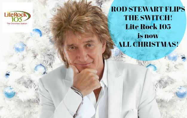 Rod Stewart wants Christmas Music! Rod Stewart gets Christmas Music!