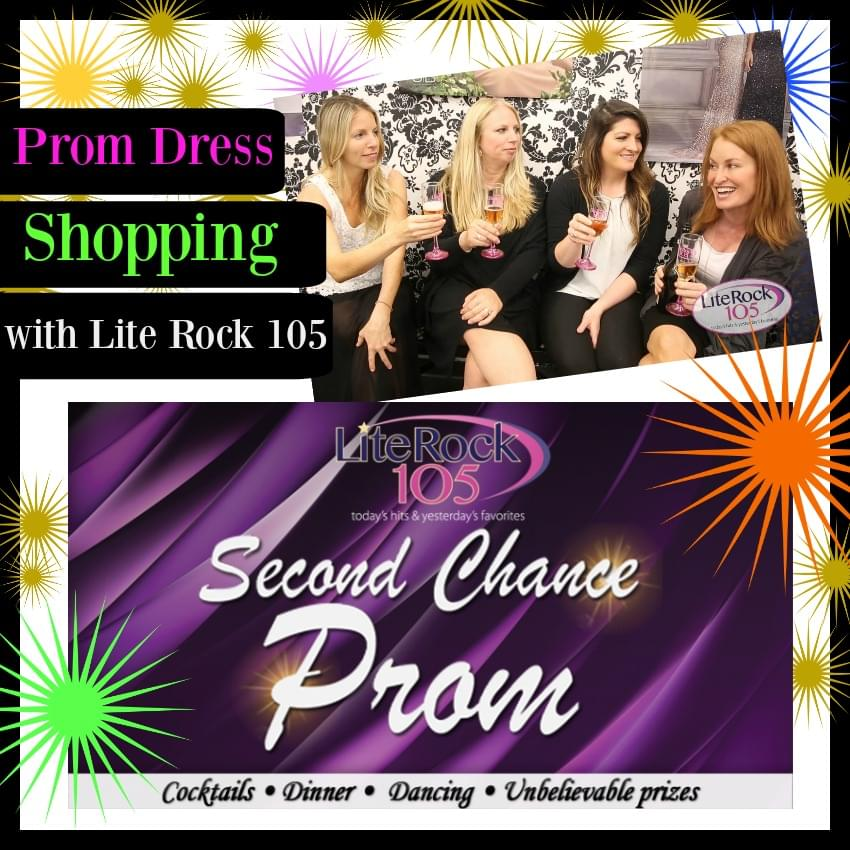Prom Dress Shopping with the Women of Lite Rock >> What could go wrong?!?!