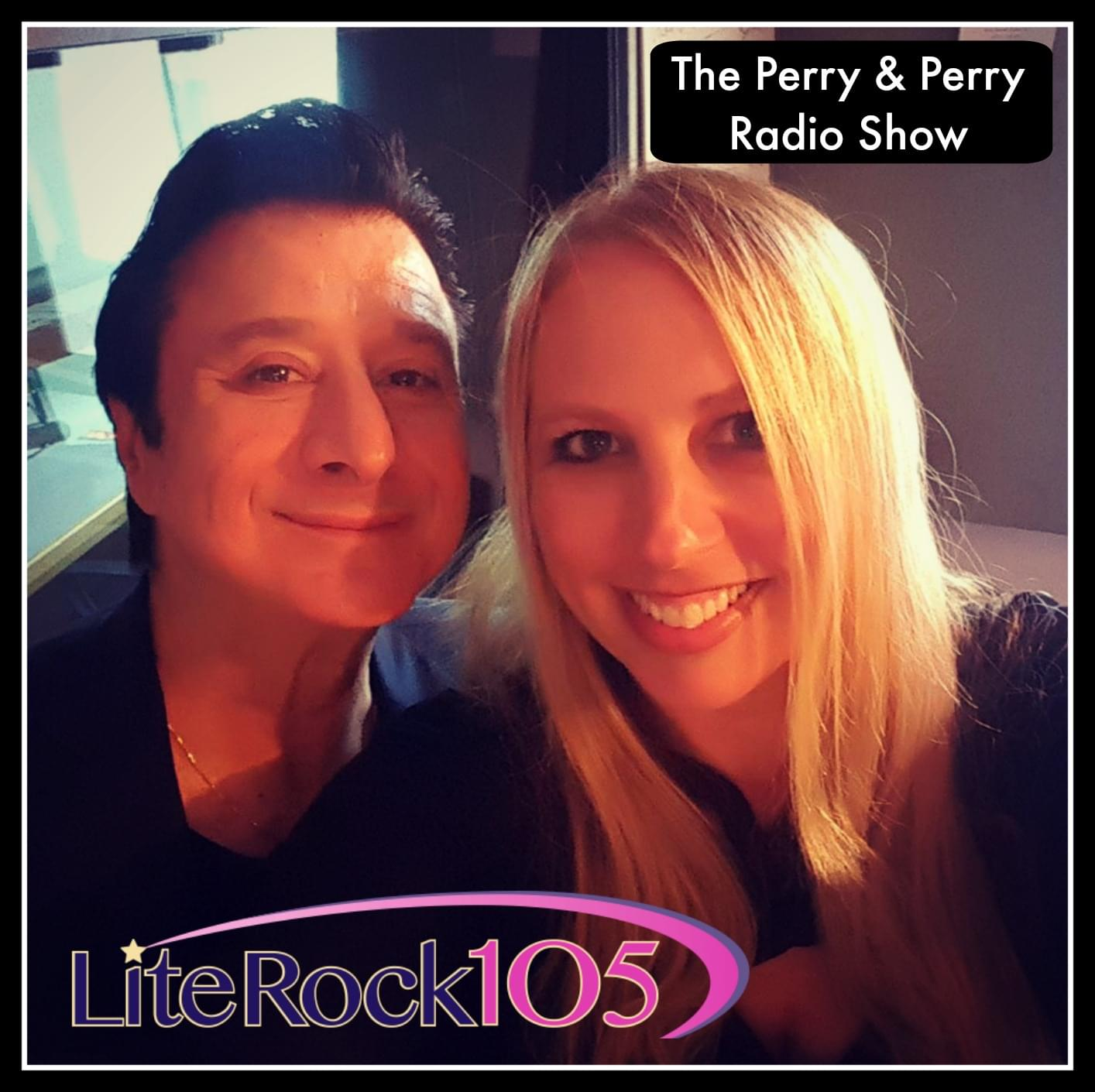LISTEN >> STEVE PERRY'S EXCLUSIVE INTERVIEW with HEATHER