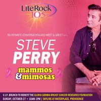 Pictures from Mammos & Mimosas with Lite Rock 105 and Steve Perry!