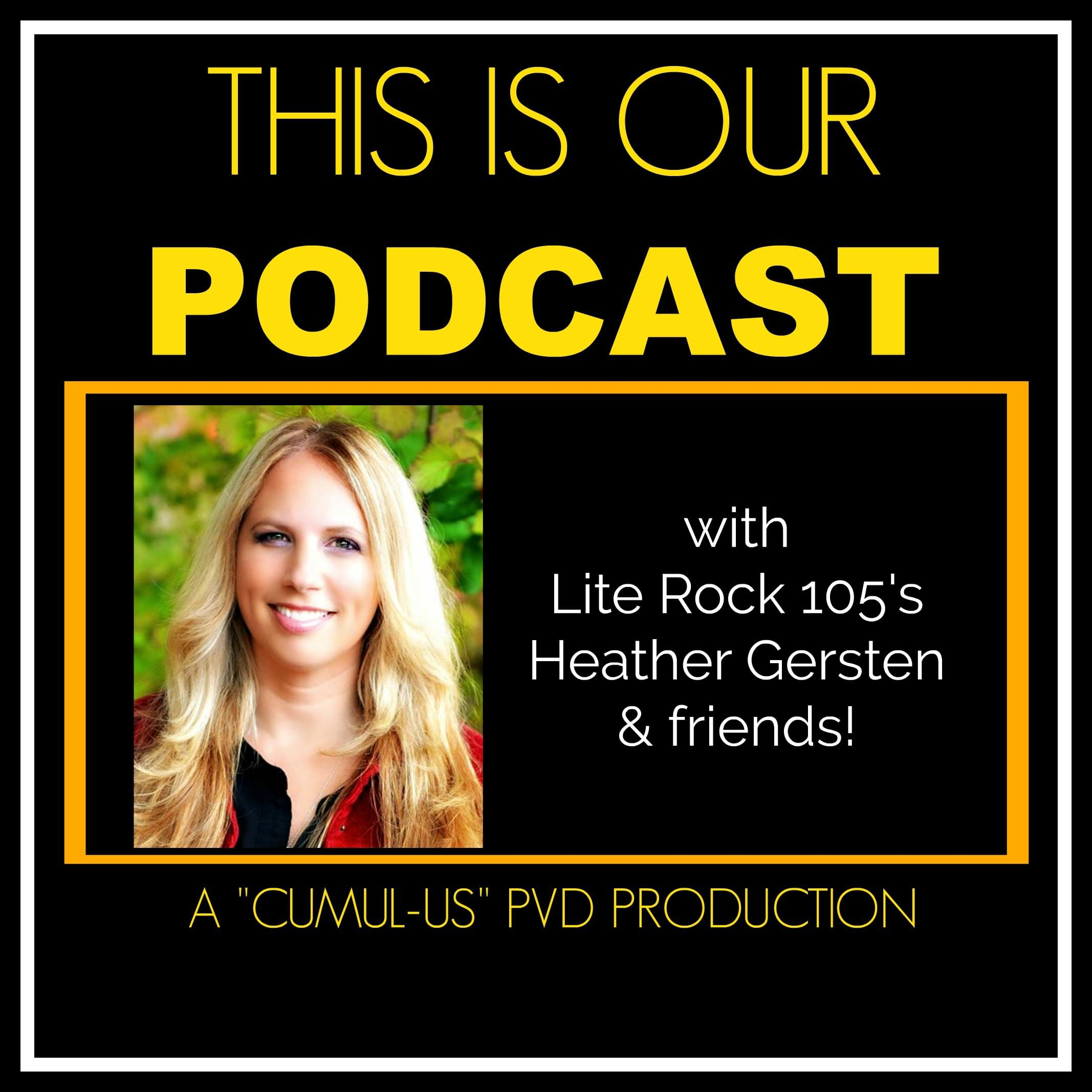 Like THIS IS US? You'll like the THIS IS OUR PODCAST! Check it out!