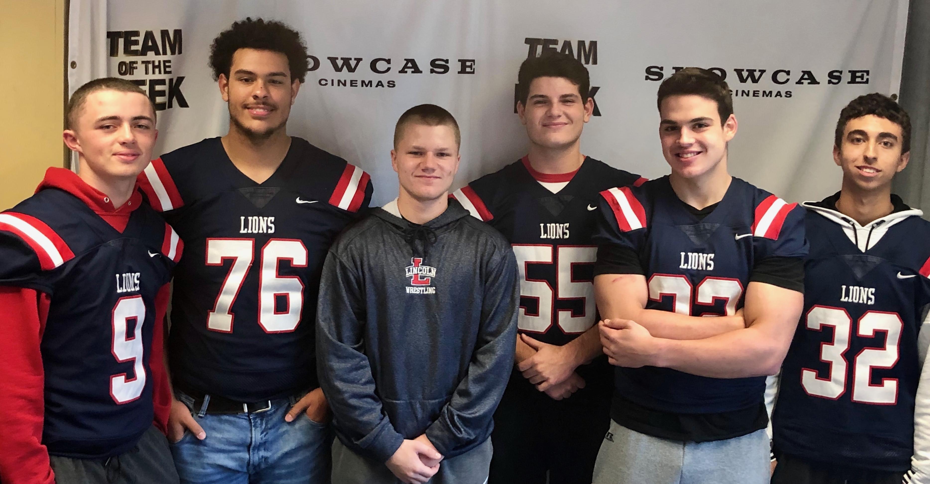 Lincoln High School Football