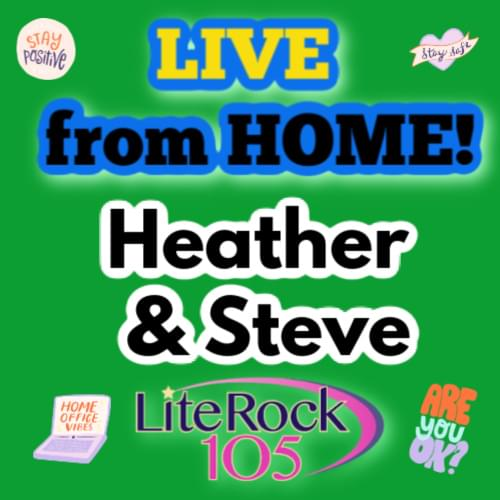 The one where Heather, Steve and Vic do Facebook Live…