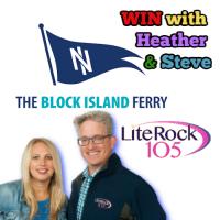 WIN Block Island Ferry Passes with Heather & Steve