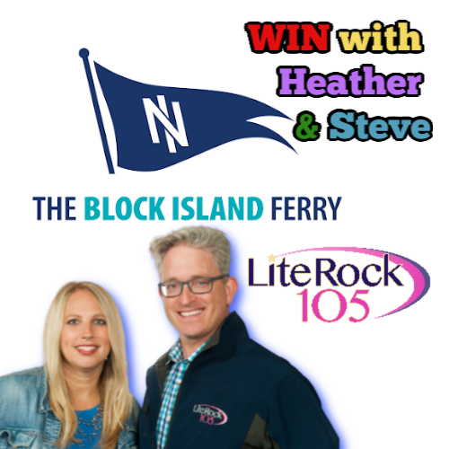 WIN Block Island Ferry Passes with Heather & Steve