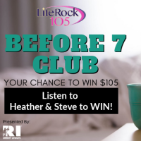 WIN: The Before 7 Club with Heather & Steve and RICU