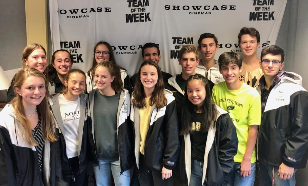 North Kingstown Boys and Girls Cross Country