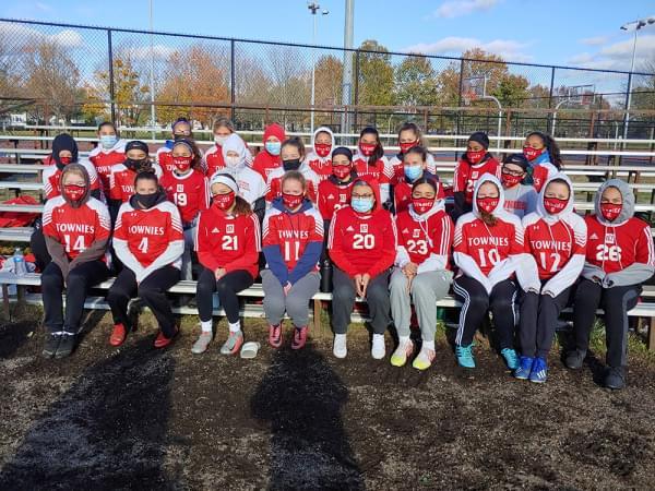 East Providence Girls Varsity Soccer Team!