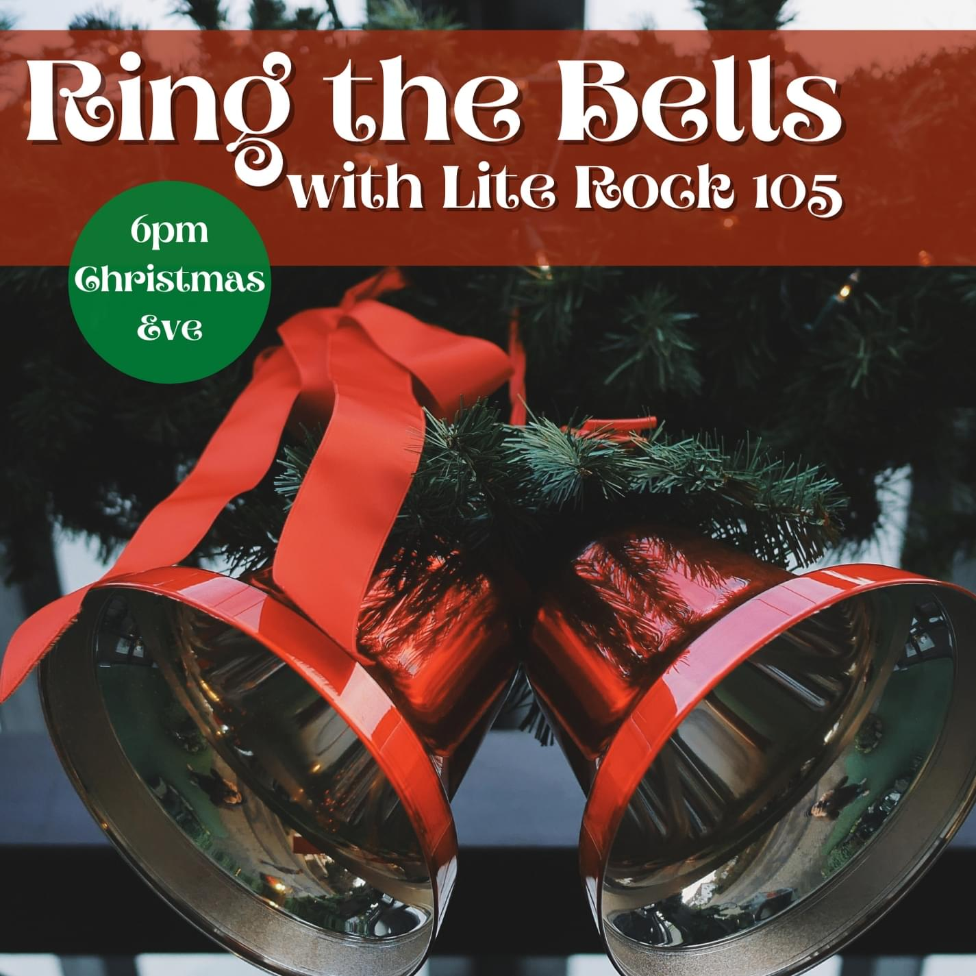 RING THE BELLS with Lite Rock 105!