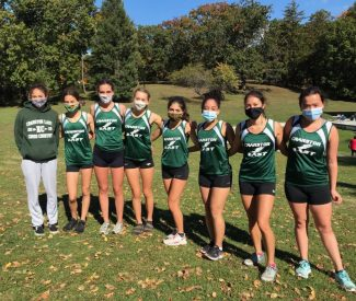 Cranston East Girls Corss Country